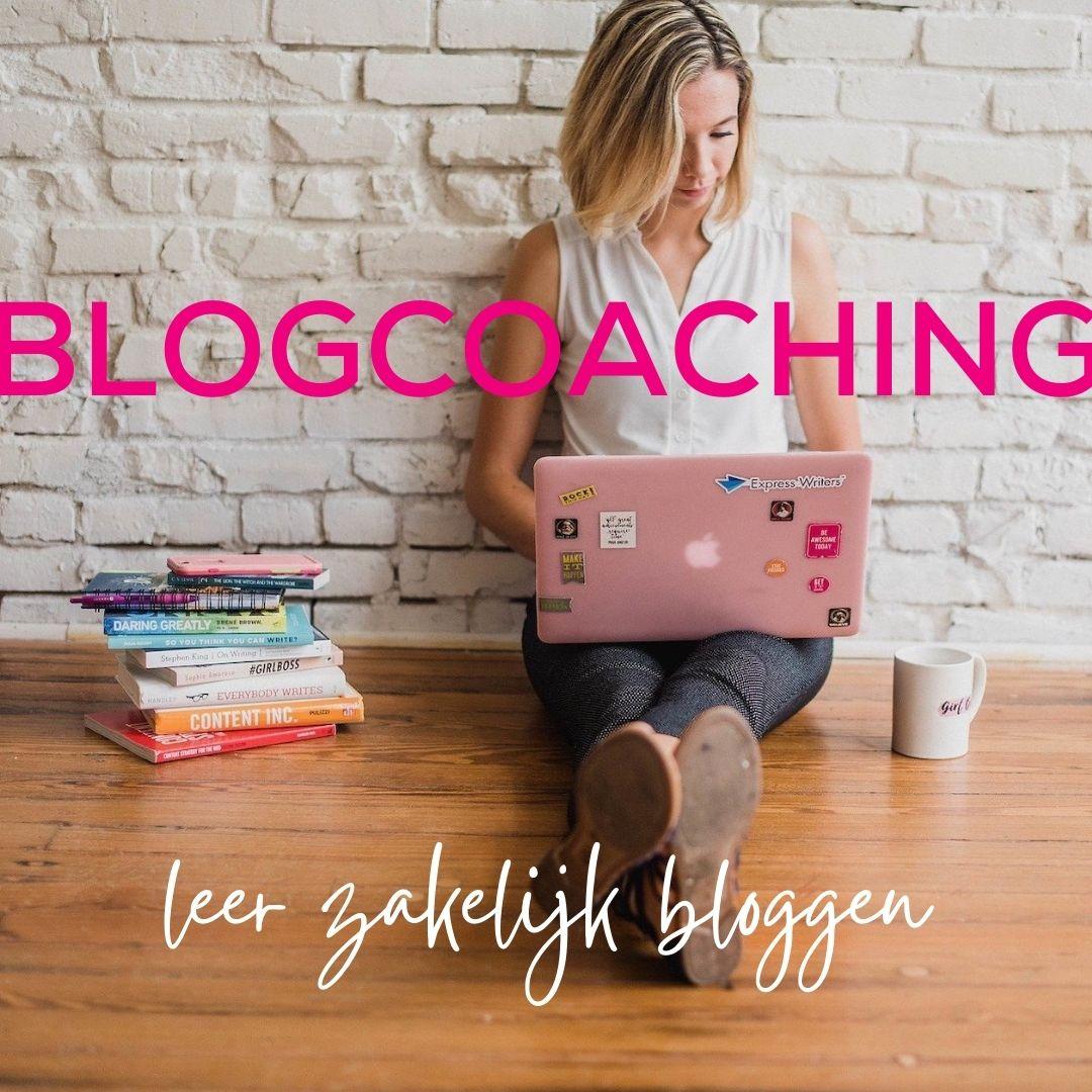 leer zakelijk bloggen bij Quibble